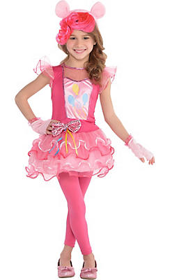 Toddler Girls Pinkie Pie Costume - My Little Pony