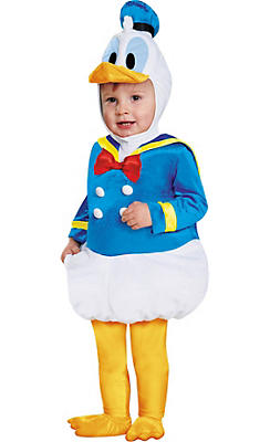 Baby Donald Duck Costume Prestige