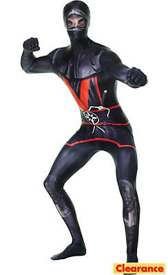 Adult Stealth Ninja Morphsuit