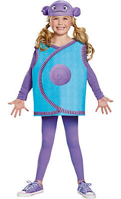 Toddler Girls Oh Costume - Home