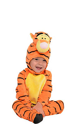 Baby Tigger Costume - Winnie the Pooh