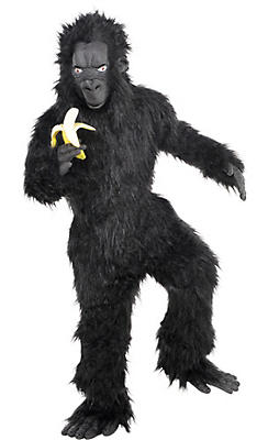 Boys Gorilla Costume