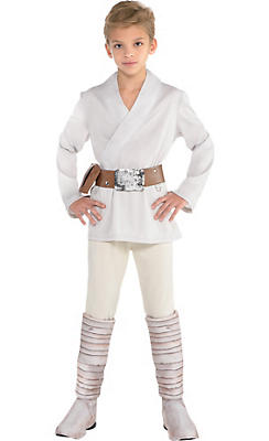Boys Luke Skywalker Costume - Star Wars