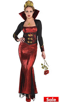 Adult Queen Vampire Costume