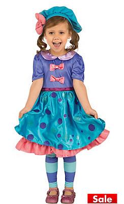 Toddler Girls Lavender Costume - Little Charmers