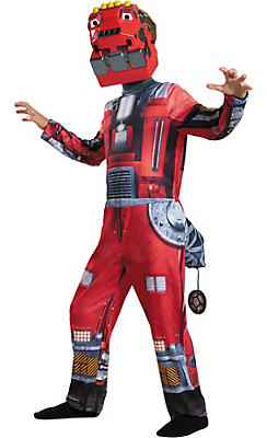 Toddler Boys Ty Rux Costume - Dinotrux