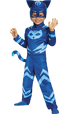 Toddler Boys Catboy Costume - PJ Masks