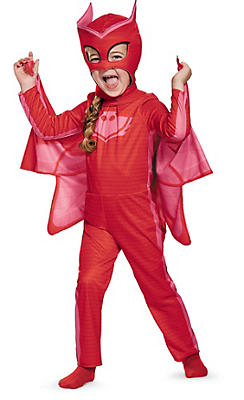 Toddler Girls Owlette Costume - PJ Masks