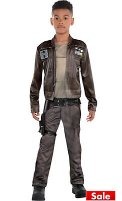 Boys Cassian Andor Costume - Star Wars Rogue One
