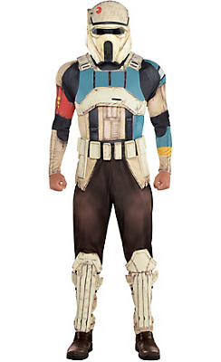 Adult Shoretrooper Costume - Star Wars Rogue One