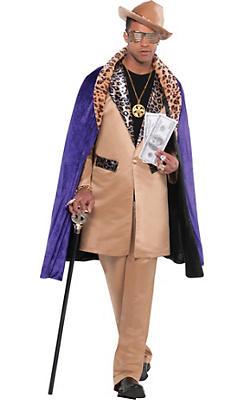 Adult Pimp Costume Premier