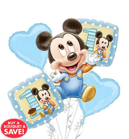 Baby Mickey Face