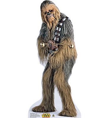Chewbacca Life-Size Cardboard Cutout - Star Wars