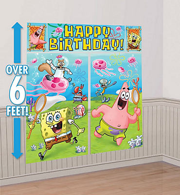 SpongeBob Scene Setter