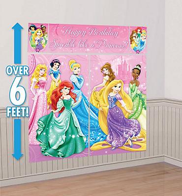 Disney Princess Scene Setter