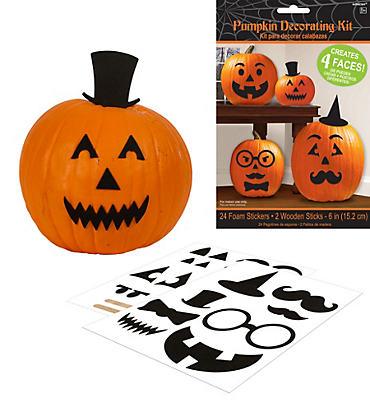 Dapper Pumpkin Decorating Kit