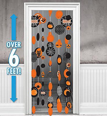 Halloween String Decorations 8ct