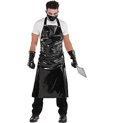 Butcher Costume Accessory Kit 3pc