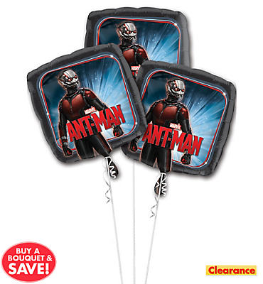 Ant-Man Balloons 3ct