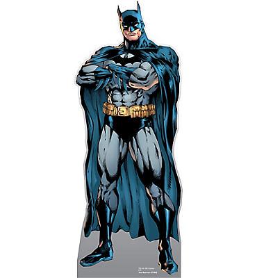 Batman Life-Size Cardboard Cutout