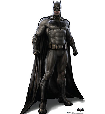 Batman Life Size Cardboard Cutout - Batman v Superman: Dawn of Justice