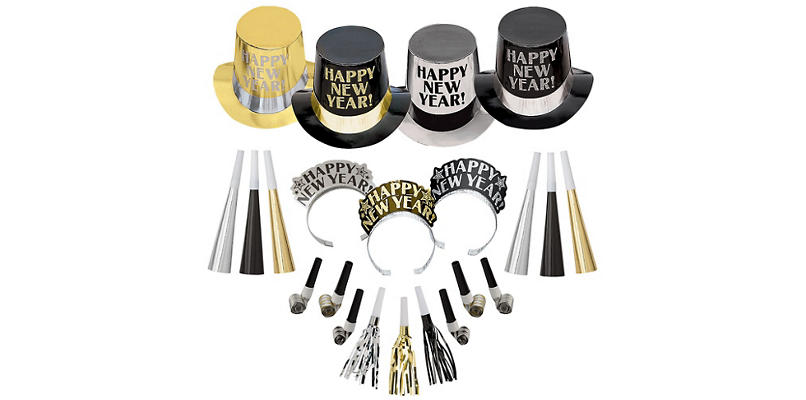 Kit For 300 - Opulent Affair New Year's Party Kit