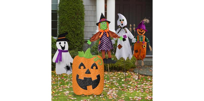 Halloween Kits - Decorations, Supplies - Halloween