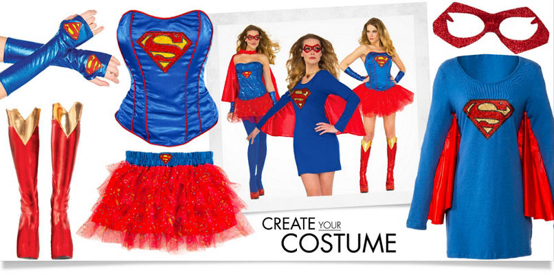 Women's Supergirl