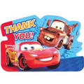 Bright Cars Thank You Notes 8ct