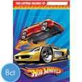 Hot Wheels Fast Action Favor Bags 8ct