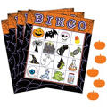 Boo Bingo Halloween Party Game