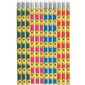 Smiley Face Pencils 12ct