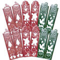 Christmas Tracing Strips 12ct