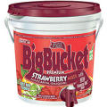 Stawberry Daiquiri Mix Big Bucket Dispenser