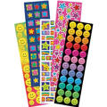 Stars and Smiles Stickers Value Pack 350ct