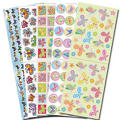Butterfly Sticker Value Pack 600ct