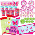 Garden Girl Favor Pack 48pc