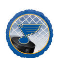 Foil St Louis Blues Balloon 18in
