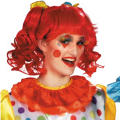 Girl Clown Wig