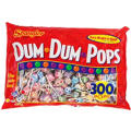 Dum Dum Pops 300ct Bag
