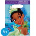 Princess and the Frog Favor Bags 8ct