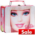 Barbie Tin Box