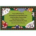 Poker Party Custom Invitation