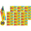 Crayons Mega Value Pack 30ct
