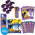 Halloween Party Favor Mega Mix 48ct