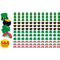 St. Patricks Day Erasers 144ct