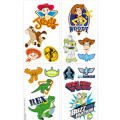 Toy Story 3 Tattoos 1 Sheet