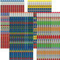 Metallic Happy Birthday Pencils 72ct
