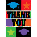 Bright Grad Graduation Thank You Notes 8ct