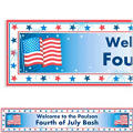 Star Spangled Banner Custom Banner 6ft